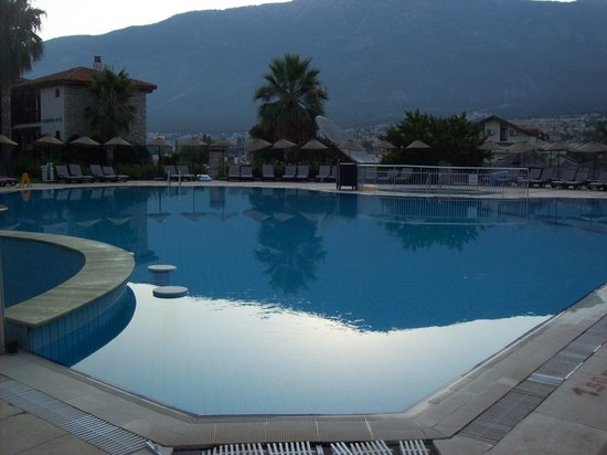 Telmessos Hotel: Swimming pool