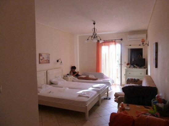 Perla Hotel: camera tripla