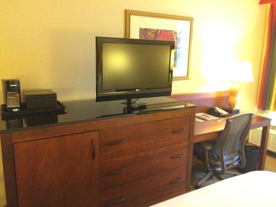 Sheraton Agoura Hills Hotel : TV