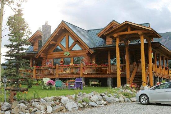 Matanuska Lodge: Lodge