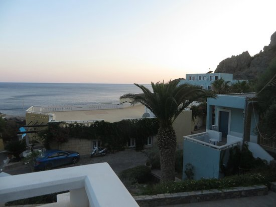 Kalypso Cretan Village: View from room