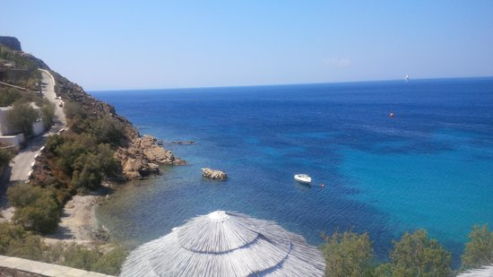 Myconian Imperial Hotel & Thalasso Centre : View
