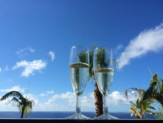 VidaMar Resort Hotel Madeira : Завтрак в номер