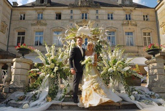 Chateau des Monthairons: Mariage
