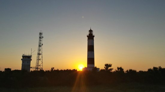 Le phare de chassiron : Un matin de Jogging à Chassiron