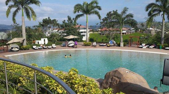 Hillary Nature Resort & Spa: Un mundo dentro de otro mundo simplemente encantador este lugar
