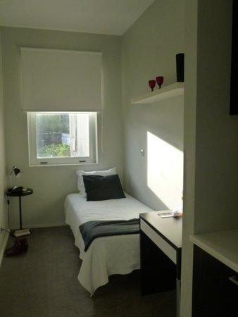 Cosme Guesthouse: dormitorio con 1 cama