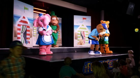 Church Farm Holiday Park - Haven: Character show