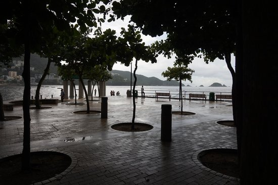 Repulse Bay : Shelter for stormy patches