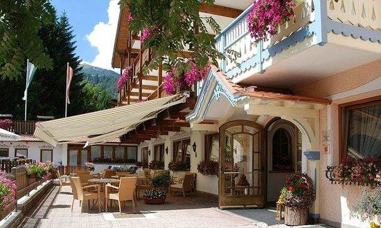 Hotel Malder: curatissimo in ogni particolare.