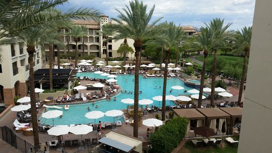 Fairmont Scottsdale Princess: South Pool
