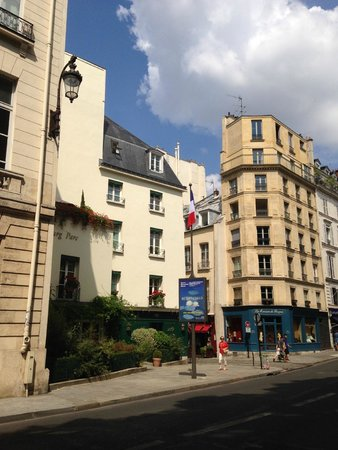 Hotel Luxembourg Parc: Hotel frontage