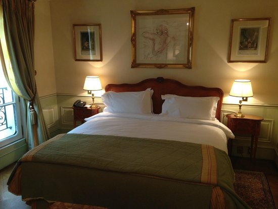 Hotel Luxembourg Parc : Executive room - inner courtyard