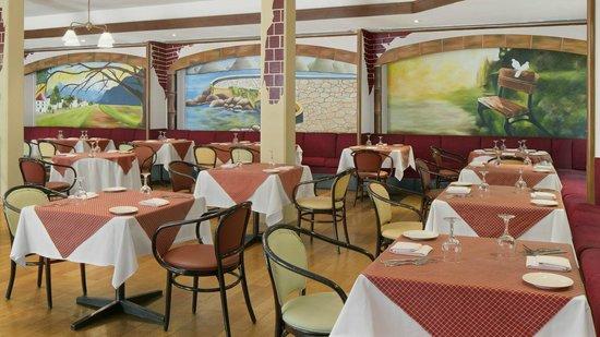 Sheraton Abuja Hotel: Luigi's Restaurant