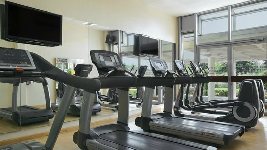 Sheraton Abuja Hotel : Gym/Fitness Center