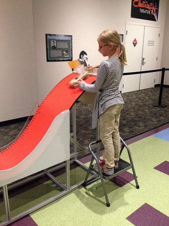 Rochester Museum & Science Center: Testing a vehicle