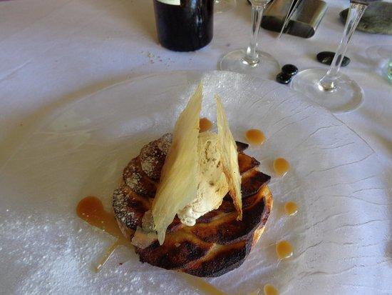 Hotel-Restaurante la Placa: Dessert La Plaça