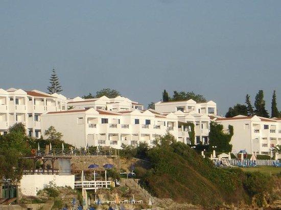 SENTIDO Louis Plagos Beach: from the beach