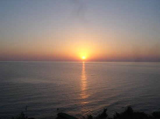 SENTIDO Louis Plagos Beach: lovely sunset