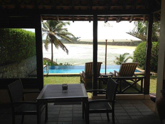 Saman Villas: Номер с бассейном