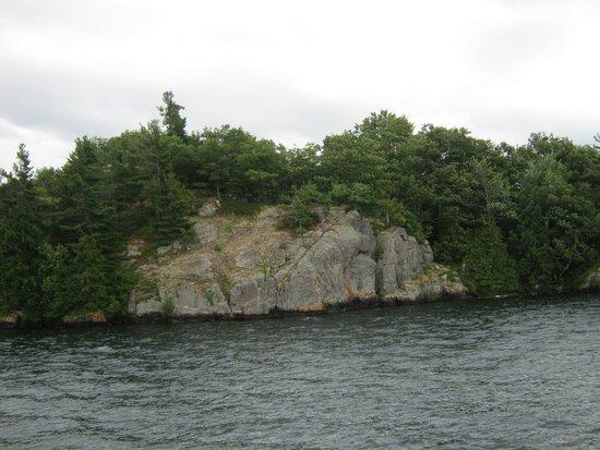 Thousand islands: Острова, острова