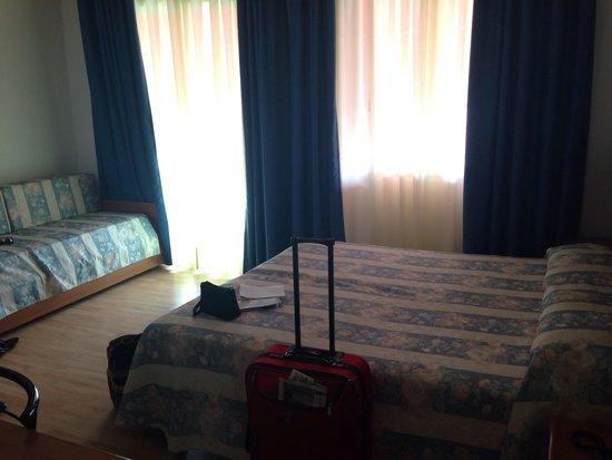 Hotel Rex : Schlafzimmer