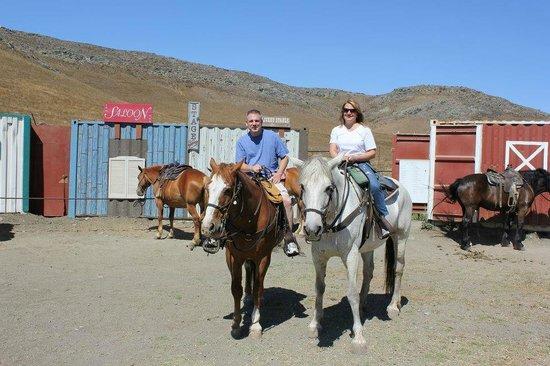 Madonna Inn: Horseback Riding