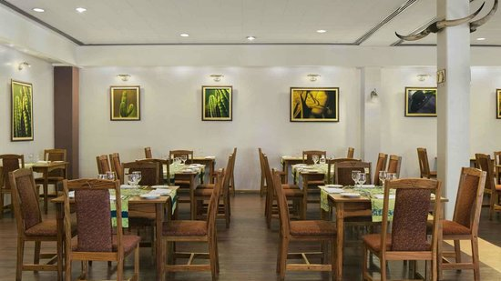 Sheraton Abuja Hotel: Obudu Grill