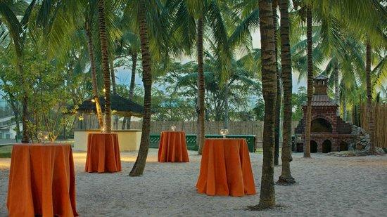 Sheraton Abuja Hotel : Beach  Area