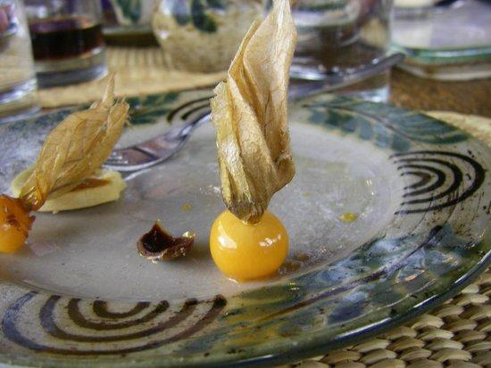 Sol y Luna - Relais & Chateaux: Desert at the lodge