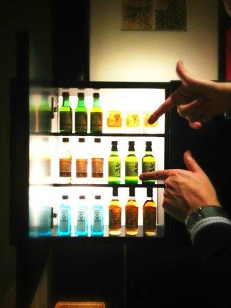 Park Hyatt Tokyo : Mini Bar
