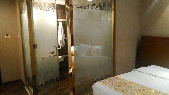 Hanoi Tirant Hotel: Double room