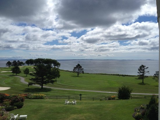 Samoset Resort On The Ocean: view from room