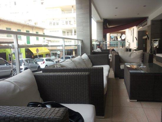 Hotel Don Pepe: entrata