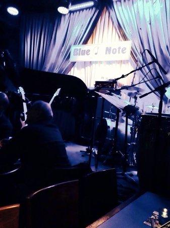Blue Note Jazz Club: Jazz Personalizado!