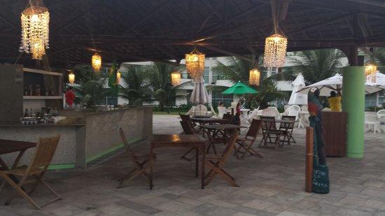 Ancorar Flat Resort: area bar ancorar