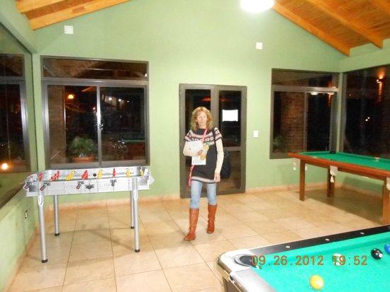 Orquídeas Hotel & Cabañas: Playroom