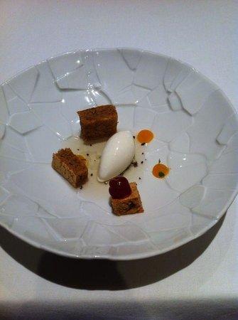 Restaurante Lasarte: Taste sensation!