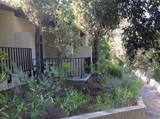 Hotel Eden Park: les maisons/bungalows