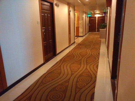 Asia Hotel Bangkok: Couloir