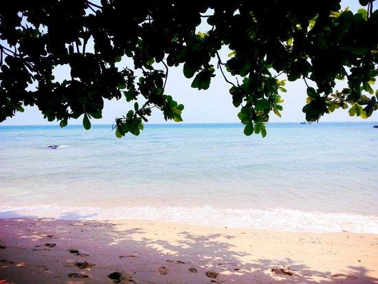 Melina Beach Resort Pulau Tioman Malaysia: Sea view