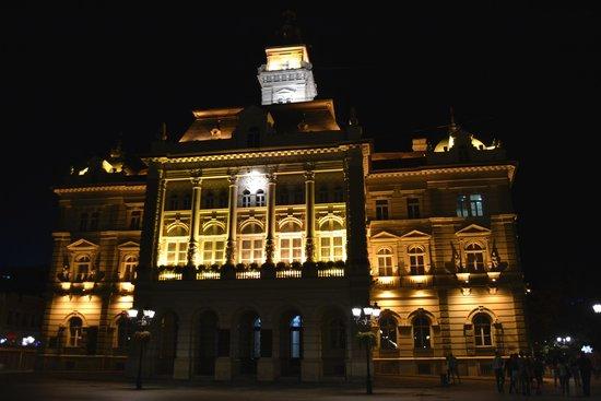 Hotel Centar : Palazzo del Comune