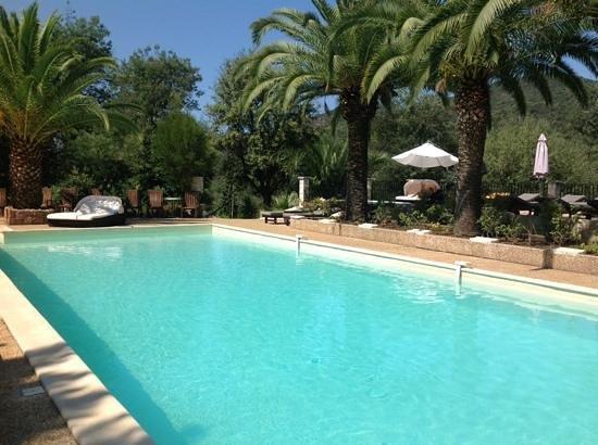 Hotel Eden Park: la piscine