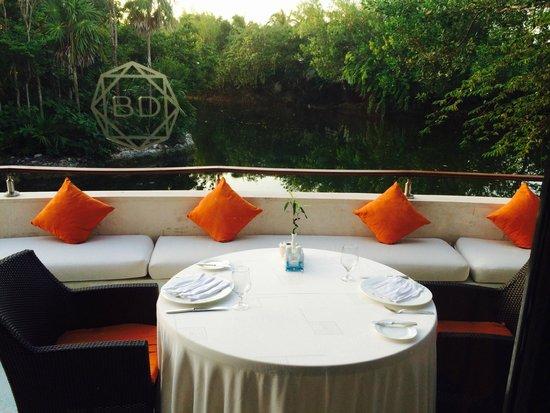 Blue Diamond Luxury Boutique Hotel: Ambar Restaurant