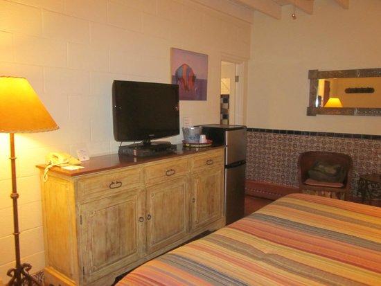 Santa Fe Motel and Inn: Our room