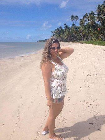 Ancorar Flat Resort: praia dos Carneiros