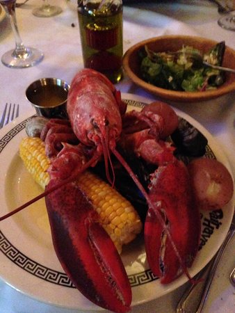 The Fair Haven Inn: New England Boil