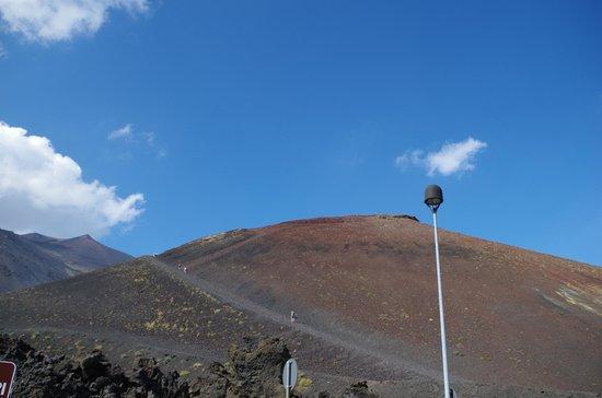 Mount Etna: Etna view