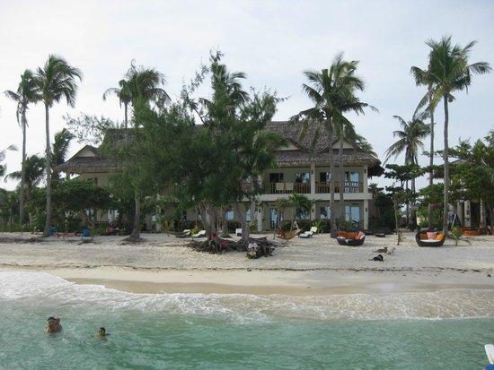 Ocean Vida Beach & Dive Resort: Excellent Resort