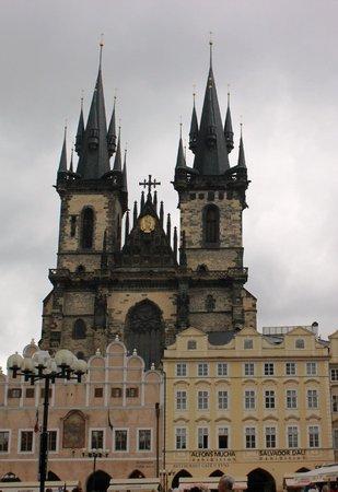 Ibis Praha Old Town: Belltowers